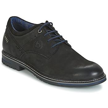 鞋子 男士 德比 Bugatti MARGE 黑色