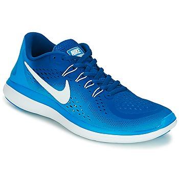 鞋子 男士 跑鞋 Nike 耐克 FLEX 2017 RUN 蓝色