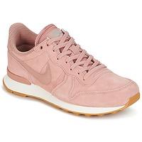 鞋子 女士 球鞋基本款 Nike 耐克 INTERNATIONALIST SE W 玫瑰色