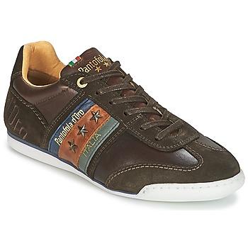 鞋子 男士 球鞋基本款 Pantofola d'oro IMOLA UOMO LOW 棕色