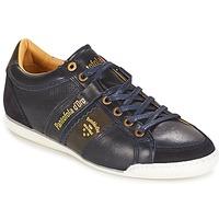 鞋子 男士 球鞋基本款 Pantofola d'oro SAVIO UOMO LOW 蓝色
