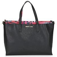包 女士 购物袋 Versace Jeans ANTALOS 黑色 / 红色 / 多彩