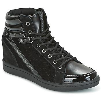 鞋子 女士 高帮鞋 Versace Jeans GERFI 黑色