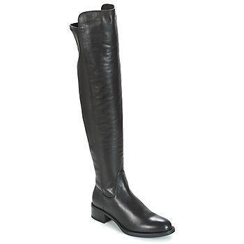 鞋子 女士 绑腿 Unisa ELVIS 黑色
