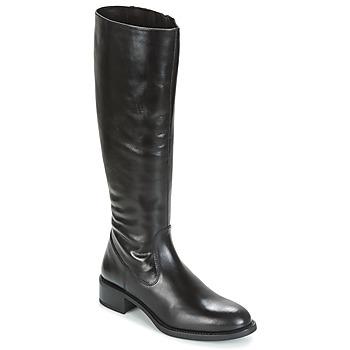 鞋子 女士 都市靴 Unisa EDUCA 黑色