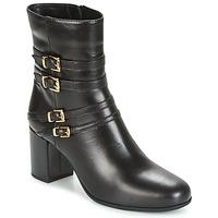 鞋子 女士 短靴 Unisa OPRA 黑色