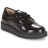 鞋子 女孩 德比 Unisa MICK 黑色