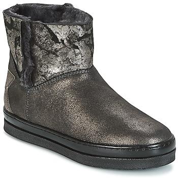 鞋子 女孩 短筒靴 Unisa FIS 银灰色