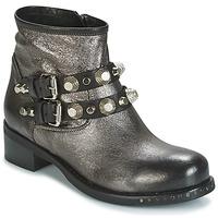 鞋子 女士 短筒靴 MIMMU BERLO 银色
