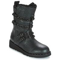 鞋子 女士 雪地靴 MIMMU BELLA 黑色