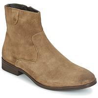 鞋子 男士 短筒靴 Frank Wright EDISON 米色