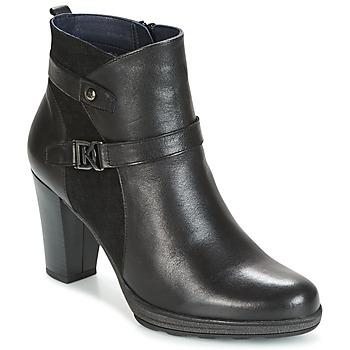 鞋子 女士 短靴 Dorking REINA 黑色