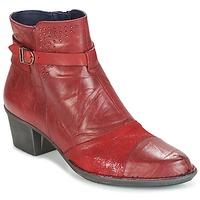鞋子 女士 短靴 Dorking DALMA 红色