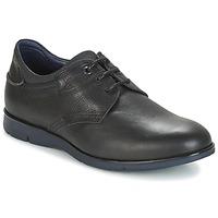 鞋子 男士 德比 Fluchos 富乐驰 GIANT 灰色