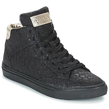 鞋子 女士 高帮鞋 Replay HALL 黑色