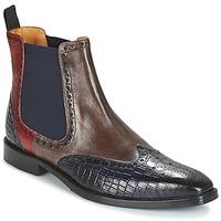 鞋子 男士 短筒靴 Melvin & Hamilton MARTIN 5 棕色