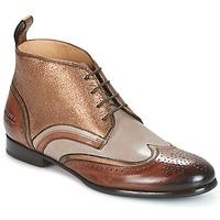 鞋子 女士 短筒靴 Melvin & Hamilton SALLY 16 金色