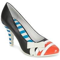 鞋子 女士 高跟鞋 Lola Ramona STILETTO 黑色 / 橙色 / 白色