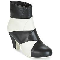 鞋子 女士 短靴 Lola Ramona ELSA 白色 / 黑色
