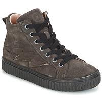 鞋子 女孩 高帮鞋 Acebo's LONDON 灰色