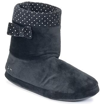 鞋子 女士 拖鞋 DIM RIBECRY 黑色