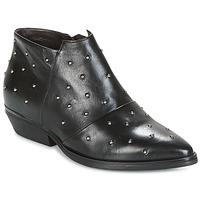 鞋子 女士 短靴 Mjus CHRISSIE STUD 黑色