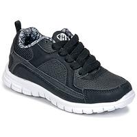 鞋子 男孩 球鞋基本款 Freegun FG VINO 黑色
