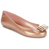 鞋子 女士 平底鞋 Melissa 梅丽莎 VW SPACE LOVE 18 ROSE GOLD BUCKLE 玫瑰色 / 金色