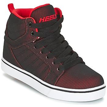 鞋子 男孩 轮滑鞋 Heelys UPTOWN 黑色 / 红色