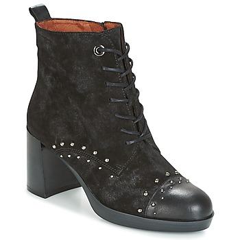 鞋子 女士 短靴 Hispanitas DREW 17 黑色