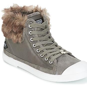 鞋子 女士 高帮鞋 Le Temps des Cerises BASIC 03 灰色