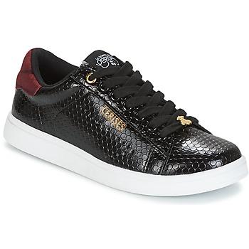 鞋子 女士 球鞋基本款 Le Temps des Cerises SACHA 黑色