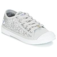 鞋子 女孩 球鞋基本款 Le Temps des Cerises BROOK 银灰色