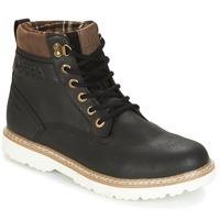 鞋子 男士 短筒靴 Kappa 卡帕 WHYMPER 黑色 / 棕色