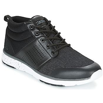 鞋子 男士 高帮鞋 Kappa 卡帕 NASSAU MID 黑色 / 灰色