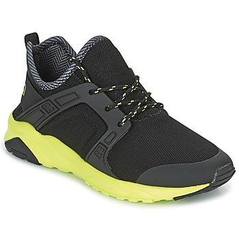 鞋子 男孩 球鞋基本款 Kappa 卡帕 SAN FERNANDO 黑色 / 棕色