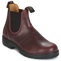 鞋子 短筒靴 Blundstone COMFORT BOOT 波尔多红