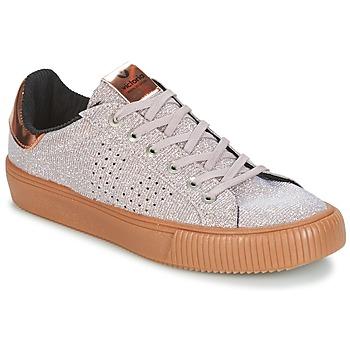 鞋子 女士 球鞋基本款 Victoria 维多利亚 DEPORTIVO LUREX 灰色