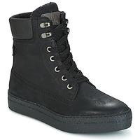 鞋子 女士 高帮鞋 Bullboxer GANDIA 黑色