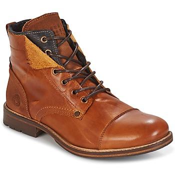 鞋子 男士 短筒靴 Bullboxer BEN 棕色