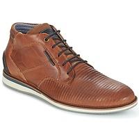 鞋子 男士 短筒靴 Bullboxer FILAT 棕色