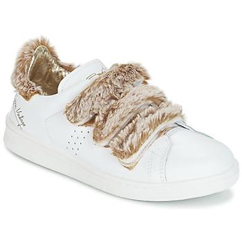 鞋子 女士 球鞋基本款 Ippon Vintage FLIGHT POLAR 白色 / 铜色