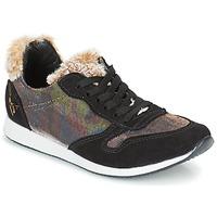 鞋子 女士 球鞋基本款 Ippon Vintage RUN SNOW 黑色 / 铜色