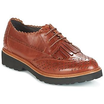 鞋子 女士 德比 MAM'ZELLE ROSEAU 棕色