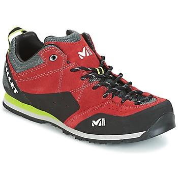 鞋子 男士 登山 Millet ROCKWAY 绿色