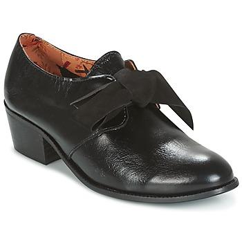 鞋子 女士 德比 Miss L'Fire GINGER 黑色