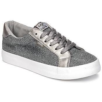 鞋子 女士 球鞋基本款 MTNG SADOU 银灰色