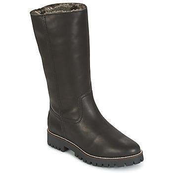 鞋子 女士 短筒靴 Panama Jack 巴拿马 杰克 TANIA 黑色