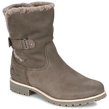鞋子 女士 短筒靴 Panama Jack 巴拿马 杰克 FELIA 灰色