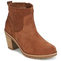 鞋子 女士 短靴 Panama Jack 巴拿马 杰克 ARLES 棕色